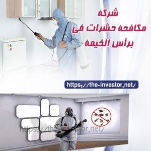 شركة مكافحة حشرات فى رأس الخيمة 0507765798
